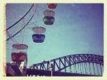 Luna Park's ferris wheel